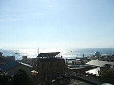 現況建物2階からの眺望