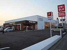 ユニクロ国体道路店