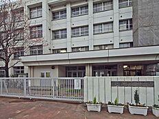中学校東久留米市立中央中学校まで950m