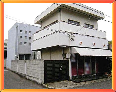 店舗付住宅(建物全部)-丸亀市葭町 外観