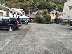 現況、月極駐車場