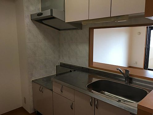 マンション(建物全部)-鹿嶋市大字平井 キッチン