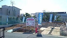 府中市紅葉丘2丁目 現地写真(2016年10月撮影)