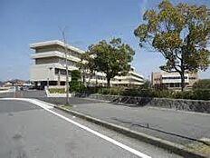 中学校加東市立社中学校まで768m