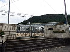 四郷中学校