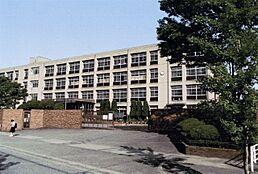 別府中学校