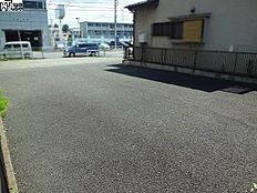 現地写真(現況:駐車場) 国立市谷保