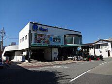 いかりスーパーマーケット門戸店(1249m)
