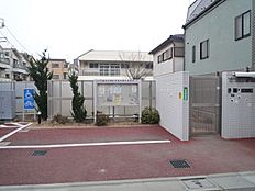 入新井保育園:徒歩4分