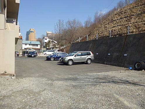 マンション(建物全部)-釧路市南大通4丁目 駐車場