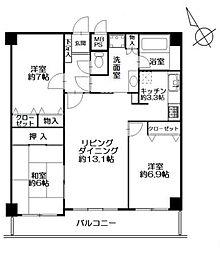国分寺市東恋ケ窪3丁目