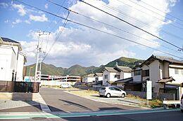 西脇市上野の開発団地