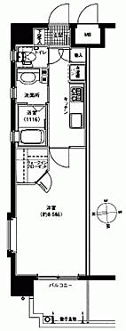 マンション(建物一部)-広島市中区住吉町 間取り
