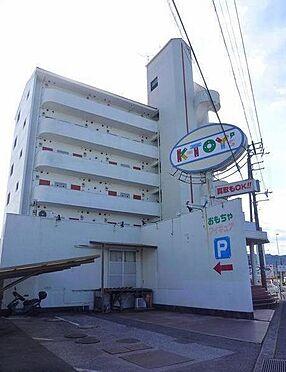店舗付住宅(建物全部)-高知市朝倉戊 外観