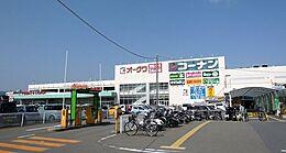 オークワ・コーナン中之島店