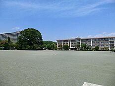 上壱分方小学校 約874m