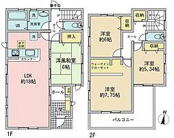 春日井市藤山台6丁目