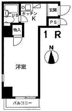 マンション(建物一部)-江東区森下2丁目 間取り