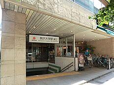 駒沢大学駅(東口)