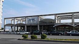 JR朝霧駅