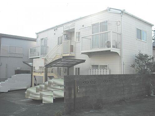 アパート-浜松市浜北区内野台1丁目 外観