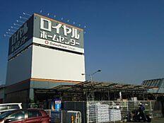 ロイヤルホームセンター加古川店 約250m