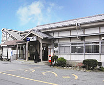 JR曽根駅