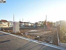 16号地 現地写真 東久留米市南町1丁目