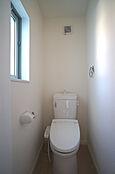 トイレ(同社建物施工例)