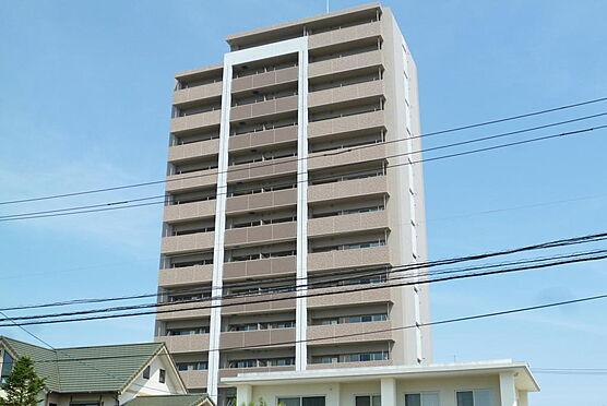 マンション(建物全部)-熊本市南区島町4丁目 平成29年8月27日撮影