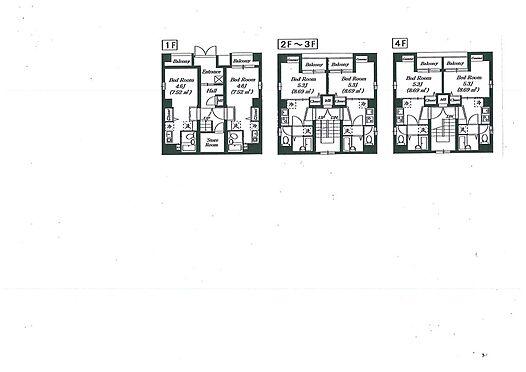 マンション(建物全部)-墨田区錦糸4丁目 間取り