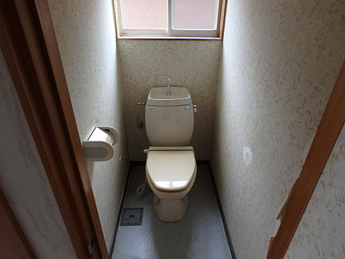 アパート-潟上市飯田川飯塚字巣崎 101号室トイレ