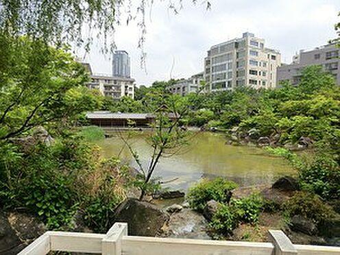 マンション(建物一部)-港区赤坂6丁目 周辺環境:檜町公園