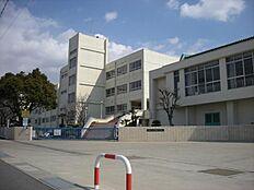 天満南中学校