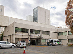 東京都立府中療育センター 1200m