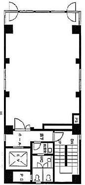 店舗事務所(建物全部)-千代田区内神田1丁目 間取り