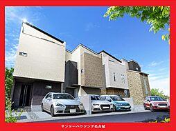安城市桜井町三度山