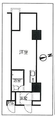 マンション(建物一部)-前橋市元総社町 1R