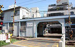 東急大井町線「等々力」駅