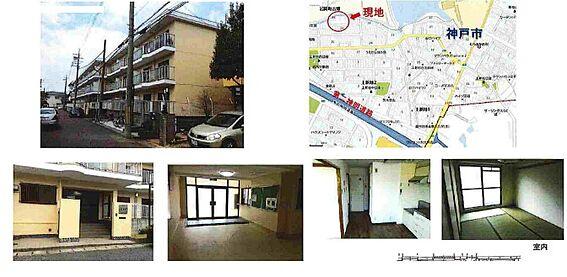 マンション(建物一部)-神戸市西区上新地2丁目 間取り