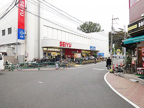 土地-杉並区井草1丁目 西友 下井草店 (約440M)