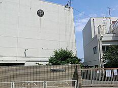 東久留米市立久留米中学校 (約230M)