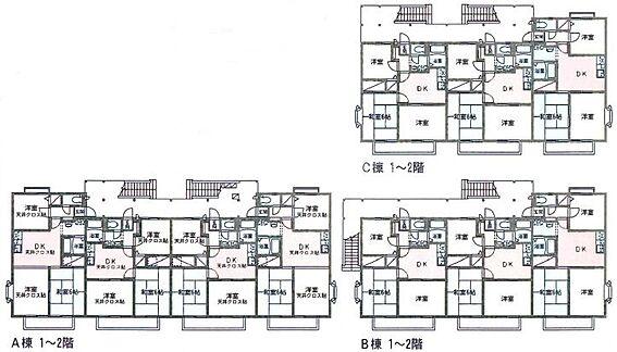 アパート-千葉市中央区寒川町3丁目 外観