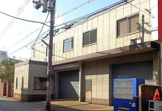 工場-堺市美原区太井 外観