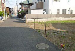 現地と道路