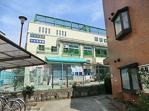 アパート-新宿区上落合3丁目 周辺環境:中井保育園