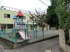 新町幼稚園 距離約650m