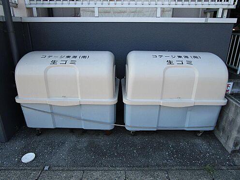 マンション(建物全部)-岐阜市日野南7丁目 BOXタイプのゴミ置き場で共用部の美化につながります。