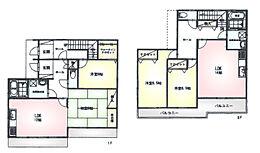 参考プラン(2世帯住宅)