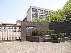 加古川市立陵南中学校まで1700m